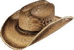 Kenny Chesney Palm Straw Hat