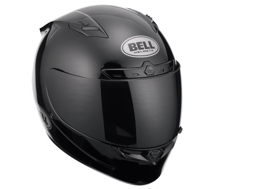 Bell Vortex Black Full Face Motorcycle Helmet