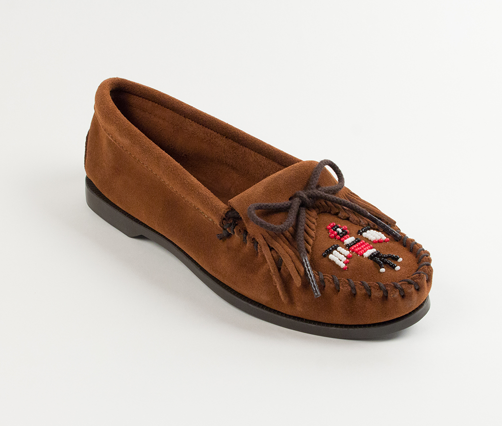 Womens Thunderbird Boat Sole Brown