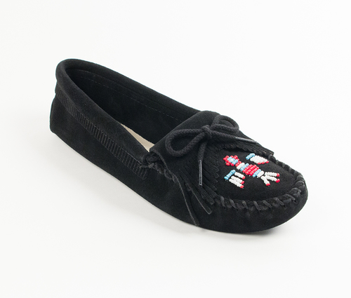 Thunderbird Softsole Black Suede