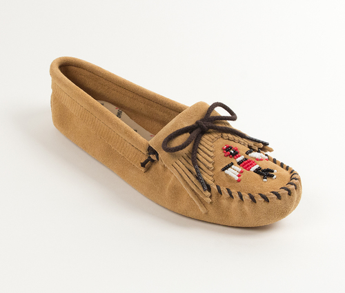 Womens Thunderbird Softsole Tan Suede