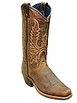 Women's Abilene Olive Brown Cowboy Boot