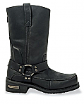 Milwaukee Motorcycle Boots Deluxe Harness