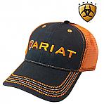 Ariat Boots Cap BLACK / ORANGE TRUCKER 15160276