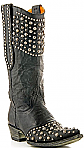 Womens Old Gringo Black Leigh Anne