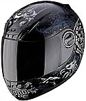 Scorpion EXO-400 Rapture Motorcycle Helmet
