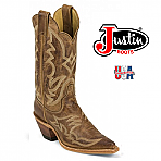 Women's Justin Bent Rail TAN AMERICA BRL120