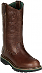 Womens John Deere Brown Walnut Pull-On