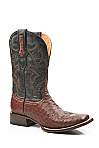 Mens Stetson Almond Stained Full Quill Boot