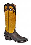 Mens Stetson Mango Handburnished Ficcini Boot