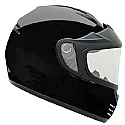 Bell Arrow Black Solid Helmet
