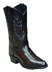 Men's Abilene Black Cherry Cowhide Boot