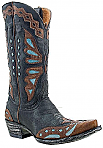Womens Old Gringo Boots Monarcha Black
