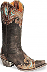 Womens Old Gringo Boots Taka Brown