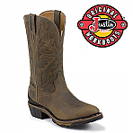 Men's Justin Boots Original BAY APACHE WATERPROOF  WK4936