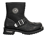 Mens Milwaukee Boots Burnout