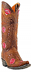 Womens Old Gringo Boots Julie Brass