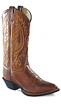 Old West Beige Cowboy Boot