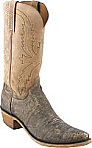Mens Lucchese 1883 Stonewashed Old Nugget Mad Dog Lizard Boots