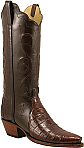 Womens Classic Sienna Ultra Belly Crocodile Boot