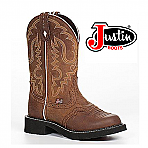 Women's Justin Gypsy Brown Aged Bark L9909