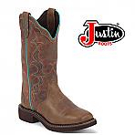 Women's Justin Gypsy Western Boots - Tan Jaguar L2900