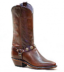 Women's Abilene Brown Polished Cowboy Boot