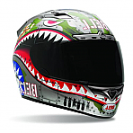 Bell Vortex Flying Tiger Helmet