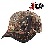 Justin Boots REALTREE® CAMO J APPLIQUE Cap PDG73251B