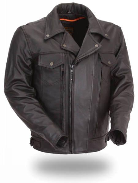Nevada Replica Harley Davidson Jacket Mens