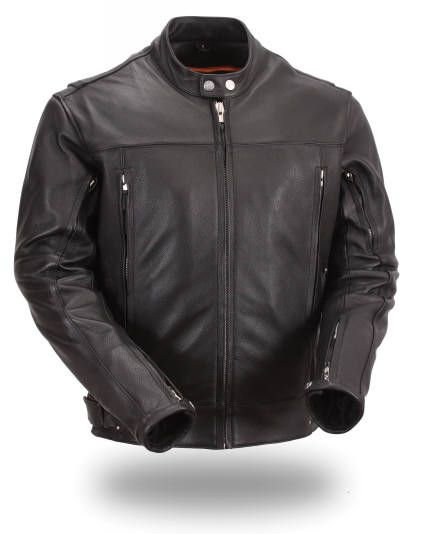 Updated Scooter Jacket