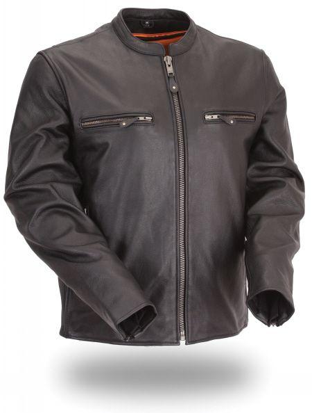 Side Stretch Scooter Jacket