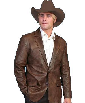 Scully Western Blazer
