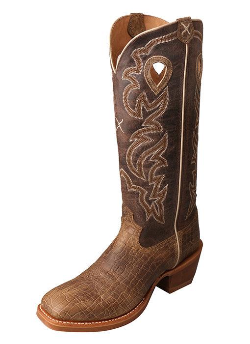 Men's Buckaroo Boot – Crazy Horse Taupe