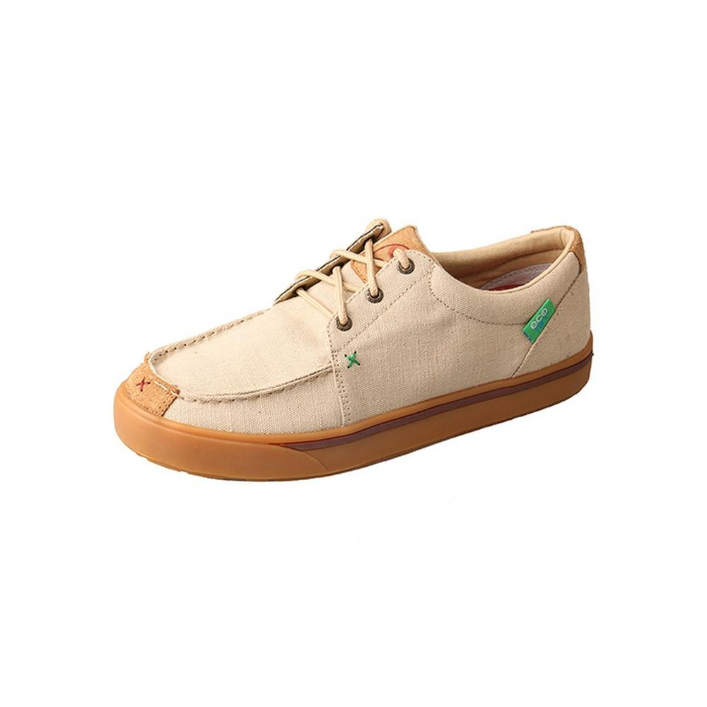 Mens ECO TWX Lopers Lace Up Tan