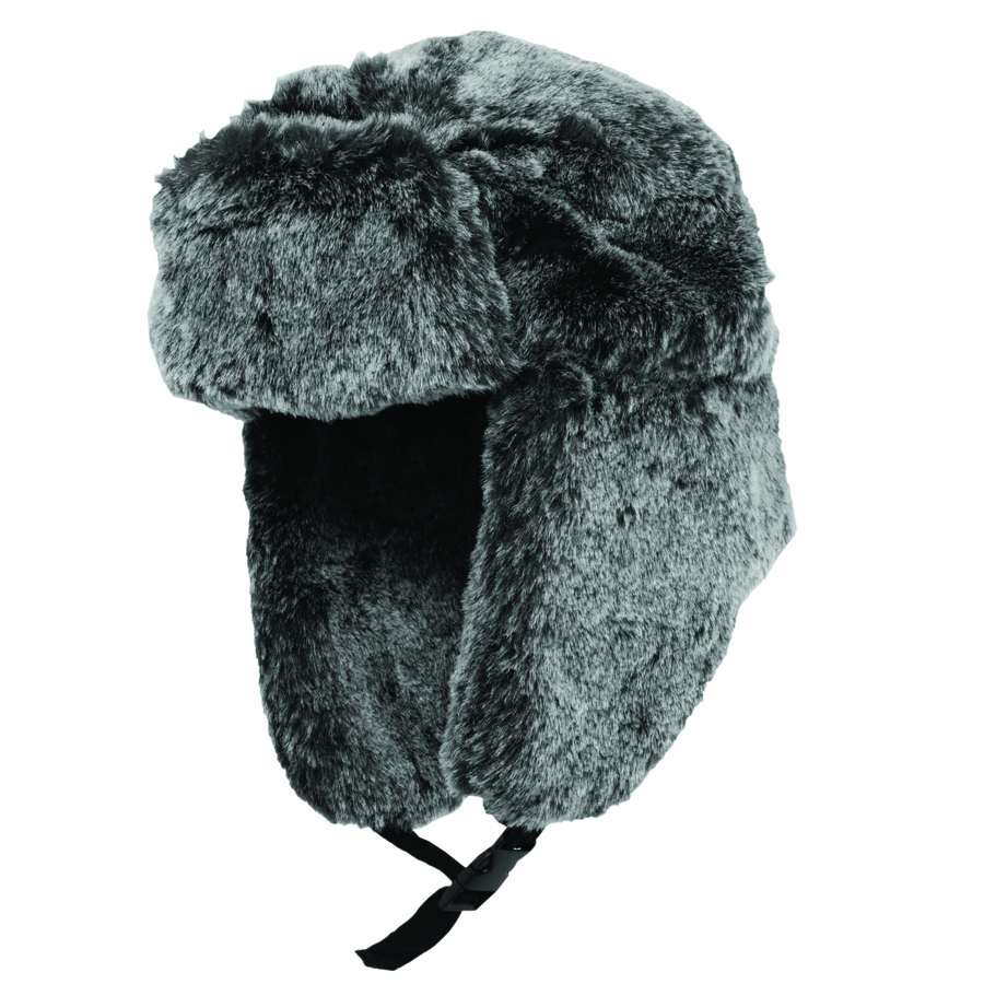 Fur Winter Troopers Hats Black