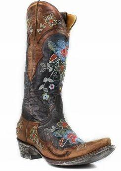 Womens Old Gringo Bonnie Boot