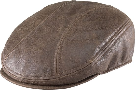 English Drivers Cap Brown