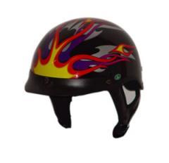 Flame Shorty Helmet