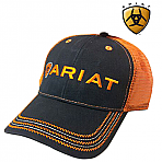 Ariat Boots Cap BLACK / ORANGE TRUCKER 15160276