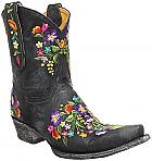 Womens Old Gringo Boots Sora Black