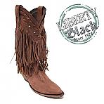 Womens Liberty Black Boots Vegas Moro LB-71124
