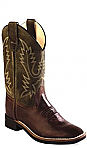 Old West Ultra Flex Broad Square Toe Boot