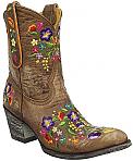 Womens Old Gringo Boots Sora Brass