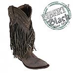 Womens Liberty Black Boots Vegas Negro LB-71124