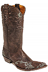 Womens Old Gringo Boots Erin Chocolate