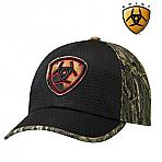Ariat Boots Cap Camouflage Logo Black 1582201